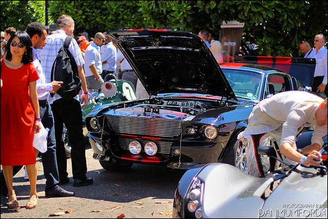 1967 Mustang GT500CE