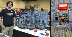 Bank of the Prophet: BioShock Infinite (Imagine) Tags: chicago elizabeth lego skylines infinite songbird booker handyman bioshock brickworld imaginerigney bankoftheprophet