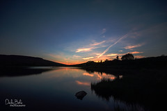 gortin lake silhouette outside omagh, county Tyrone (declanburkephotography.com) Tags: nightphotography sunset seascape reflection silhouette still nikon scenery calm nationalgeographic tyrone sigma1020mm ndfilter d3200 gortinglens