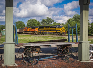 NKP Heritage in Bucyrus, OH