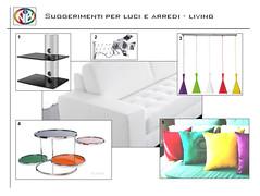SUGGERIMENTI LIVING (giordanoalterisio) Tags: casa colore render rendering bricolage dipingere ristrutturazione relooking riparazioni immobiliare arredo homestaging stagedhome tinteggiatura