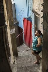 Brazilie_Rio de Janeiro_Rocinha_Favela (Margreet Luikinga) Tags: santa rio riodejaneiro drugs marta hillside favela rocinha gavea sloppenwijken brazilie infrastructuur vidigal straatjes rochina nauwe krottenwijken kronkelpaadjes