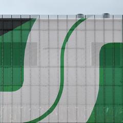 S (TeRo.A) Tags: green wall s supermarket prisma vihreä seinä sryhmä