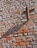 (:Linda:) Tags: shadow brick germany town rust thuringia flagholder hildburghausen fahnenhalter eisfelderstrase