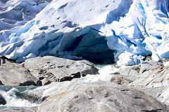 Nigardsbreen (eefdeboeck) Tags: ice nature norway glaciers nigardsbreen jostedalen