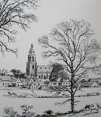 Grave NBr (Arthur-A) Tags: netherlands grave river village nederland maas brabant dorp meuse noordbrabant rivier stadje