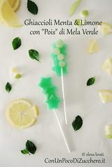 Ghiaccioli (conunpocodizucchero) Tags: lemon limone blacktea mintleaves ghiaccioli tnero mintsyrup ghiaccioliallamenta ghiaccioliveloci ghiacciolifacili