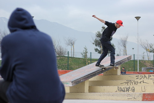 Paolo Contreeas Mackoly backside tailslide