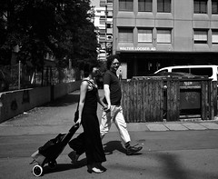 streetphotography (Marcel Bassot) Tags: street leica people bw monochrome 28mm zurich streetphotography zürich voigtländer m9 ultron m9p