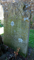 Sandford headstone