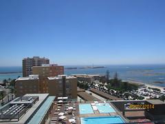 IMG_3841 (David Denny2008) Tags: roof skyline swimming spain july andalucia bikini pools cadiz sunbathe atlantico parador 2014