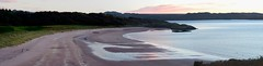 Gaineamh Mhor (itmpa) Tags: sunset panorama slr beach composite canon landscape evening scotland view stitch loch sands stitched 30d westerross sealoch canon30d lochgairloch tomparnell gairlochbeach itmpa archhist gaineamhmhor