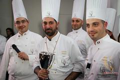 Mario Ragona - Presidente Giuria Campionati Italiani Pasticceria Cake Design 2014
