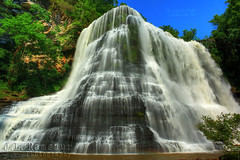 Burgess Falls - Cookeville, TN (J.L. Ramsaur Photography) Tags: statepark sky nature water rural landscape outdoors photography photo waterfall nikon tennessee bluesky pic photograph thesouth hdr cumberlandplateau ruralamerica 2014 beautifulsky burgessfalls burgessfallsstatepark photomatix putnamcounty deepbluesky cookevilletn rockswater bracketed skyabove middletennessee ruraltennessee hdrphotomatix ruralview hdrwater hdrimaging tennesseestatepark tennesseewaterfall ibeauty southernlandscape hdraddicted allskyandclouds d5200 southernphotography screamofthephotographer hdrvillage waterfallsofthesoutheast jlrphotography photographyforgod worldhdr burgessfallspark nikond5200 hdrrighthererightnow engineerswithcameras hdrworlds god'sartwork nature'spaintbrush jlramsaurphotography cookevegas