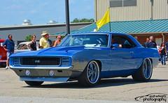 1969 Camaro (scott597) Tags: blue columbus ohio 1969 camaro ppg nationals 2014 goodguys