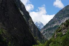 Gondo (Rosmarie Voegtli) Tags: switzerland hiking wallis gondo stockalperweg gondoschlucht simpon