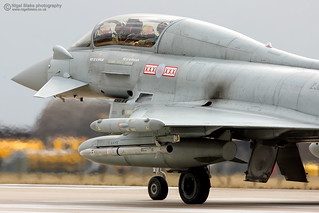 Eurofighter Typhoon T3 ZJ815 BN