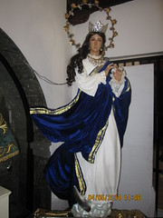 Immaculate Conception (Leo Cloma) Tags: mary philippines virgin bulacan blessed marian barasoain malolos cloma