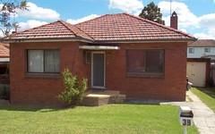 39 Napoleon Street, Riverwood NSW