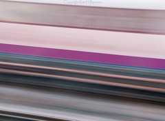 Abstract Tube (kimbenson45) Tags: longexposure blue red white abstract lines speed catchycolors logo moving coach movement colorful doors colours carriage graphic transport londonunderground colourful tubetrain