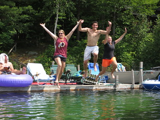 Summer Fun on Squam Lake