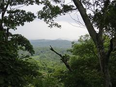 Het National Park is erg groot