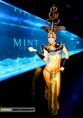 NoFACT GOLD For M1NT (nofactgroup) Tags: china party artist dancers shanghai luxury performances m1nt nofact nofactgroup