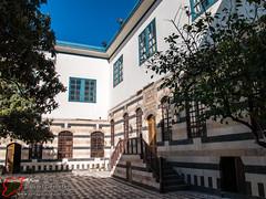 _1297096.jpg (Syria Photo Guide) Tags: city house museum syria ottoman damascus        damascusgovernorate damascusregion danieldemeter syriaphotoguide beitkhalidalazem damascushistoricalmuseum