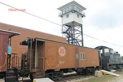 IMG_8901 (eslade4) Tags: caboose cgw oelwein chicagogreatwestern yardtower