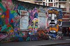 #StreetArt Paris 19  (006)