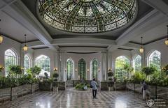 Casa Loma Conservatory (CalTek Design) Tags: old toronto ontario castle history casa pano panoramic stitched loma casaloma