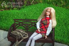 Melody (astramaore) Tags: beauty fashion toy glamour doll blueeyes longhair fair poppy blonde chic royalty whitehair fulllips fashionroyalty straightlonghair poppyparker