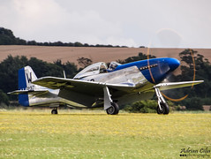 Private --- North American P-51D Mustang --- 414237 --- F-AZXS (Drinu C) Tags: plane private aircraft military sony duxford mustang panning dsc moonbeam p51d northamerican qfo flyinglegends egsu 414237 hx100v imperialwarmuseums adrianciliaphotography fazxs