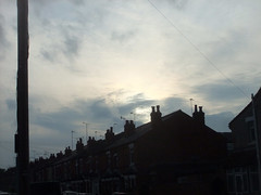 2014_08_050002 (Gwydion M. Williams) Tags: uk greatbritain sunset england britain coventry westmidlands warwickshire earlsdon