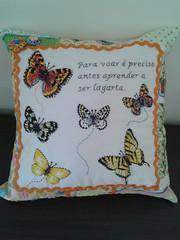 Almofada borboletas (PCPriscila) Tags: butterflies pillow patchwork almofada borboletas