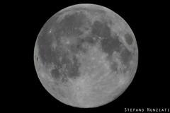Superluna (Stefanunzio) Tags: italy moon night italia space satellite luna tuscany toscana prato notte spazio supermoon superluna