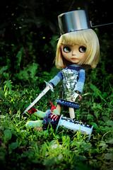 Blythe A Day 2014 - Sept 12th - Knight - Part 1