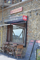 Coastal Shop (Jonathan Rolande) Tags: west coffee sign sussex coast chalk worthing cafe image tea free des east blackboard artistes freeimage