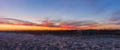 Burn Baby Burn (A.D. Wheeler Photography) Tags: sunset ny newyork beach sand longisland atlantic fireisland robertmosesstatepark photography fireisland ny explore