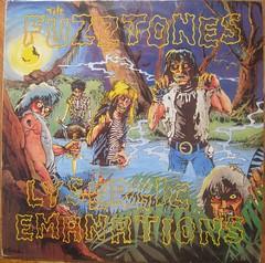 Fuzztones (SanLorenzoSkins) Tags: punk garage lpcover fuzztones