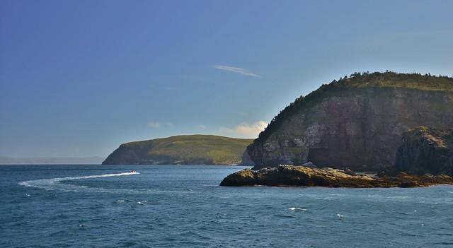 Langlade Cliffs