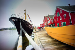 Tied Up (gfin) Tags: novascotia lundenburg novascotia2014