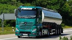 D - Flicker MB New Actros Classicspace (BonsaiTruck) Tags: camion trucks mb flicker lorries lkw actros classicspace