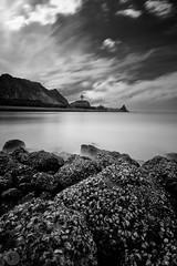 Rocks|Water|Sky (vineetsuthan) Tags: longexposure sea sky water rocks fineart oman muscat muttrah 10stop leefilter vineetsuthan