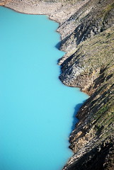 Gries-See / Lago di Gries (pelangio957) Tags: mountain lake alps lago switzerland ticino suisse turquoise lac glacier alpen mountainlake wallis gries glace valais griessee nufenen staudamm goms nufenenpass bedretto lagodigries