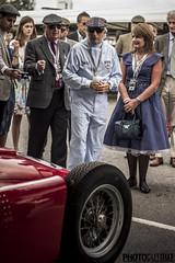 Sir Jackie Stewart at #Goodwoodrevival having a look at this year's cars. (Photocutout) Tags: classic cars jackie racing stewart sir legend goodwood supercars goodwoodrevival photocutout worldcars