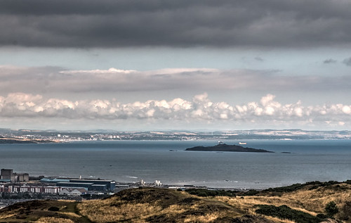 Firth of Forth from Arthur's Seat