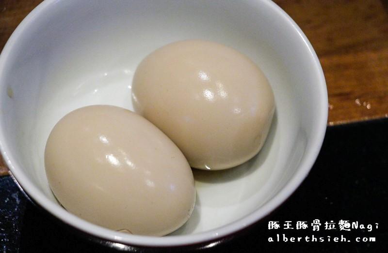 【忠孝復興站美食】台北大安.豚骨拉麵ラーメン凪Nagi(赤王麵湯頭超合我口味)
