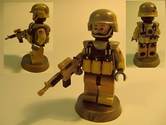 LEGO Call of Duty Modern Warfare 3 - Frost minifigure (plociuu) Tags: 3 modern us call frost lego duty ghost xbox 360 minifigure warfare custome mw3