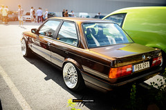 Delicious E30 (bearstyleproductions) Tags: sweden uppsala bmw m3 e30 320 slammed stance bimmer fitted fitment stancenation wescrape